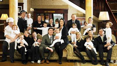 Hayfield Manor Family