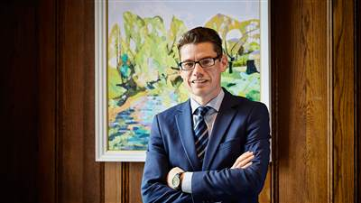 TJ Mulcahy - General Manager