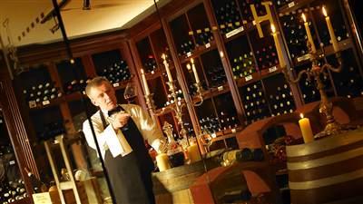 Whiskey and Wine Tastings at The Vine Wine Cellar