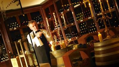The Vine Wine Cellar