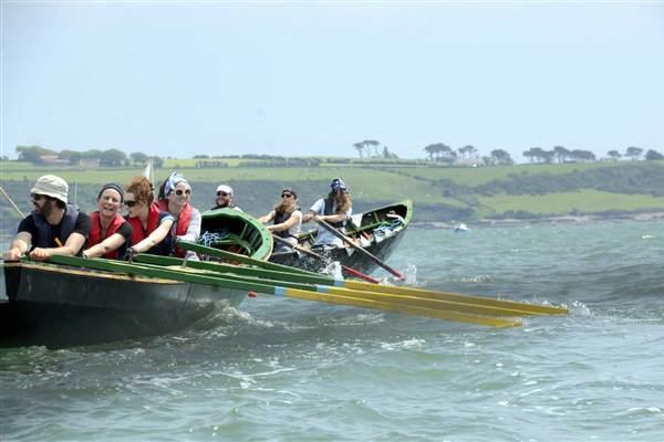 Cork Harbour Festival Ocean to City Decl