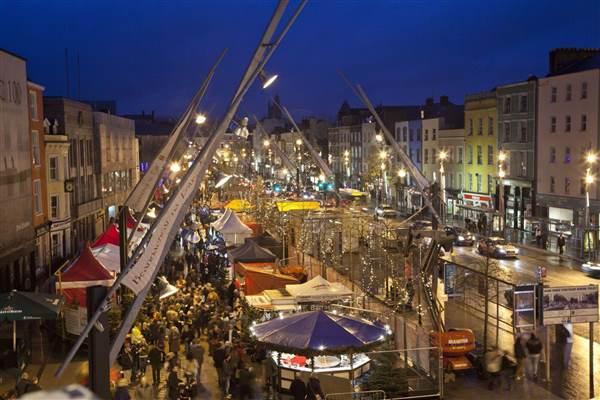 Glow A Cork Christmas Celebration City V