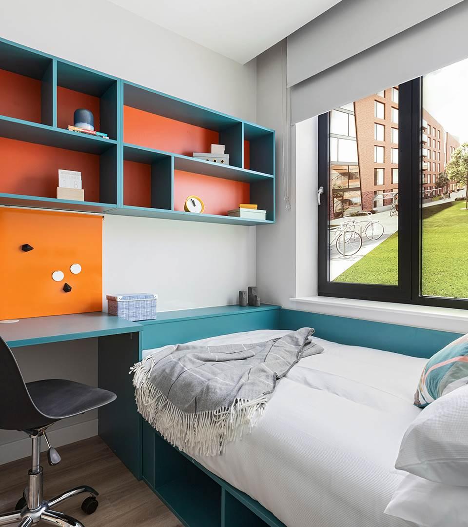 Highfield House Bedroom 2