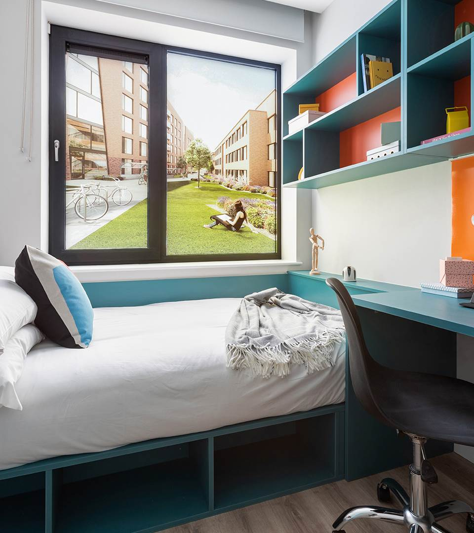 Highfield House  Bedroom 3