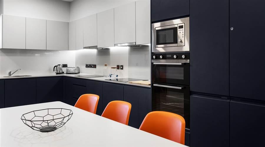 Highfield House- Kitchen Dining