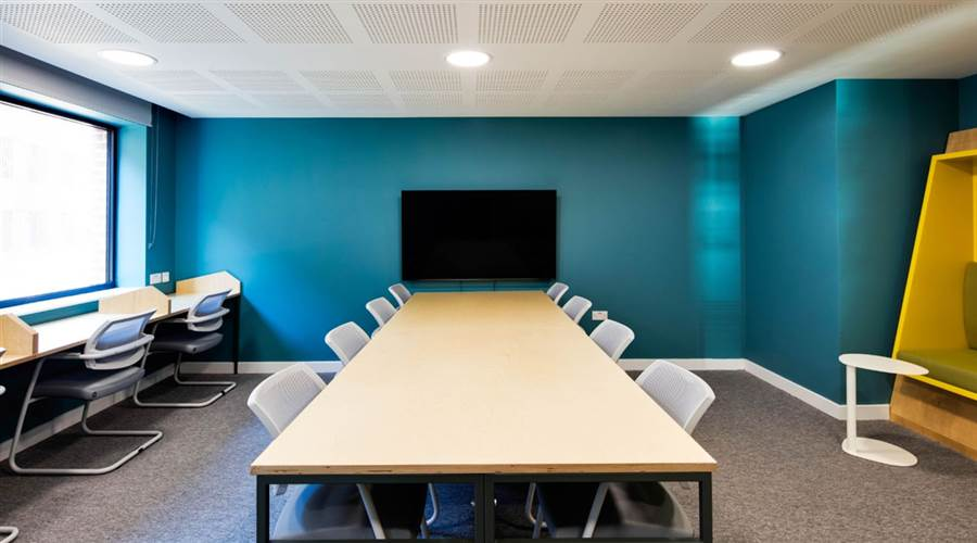 Highfield House - Study Room