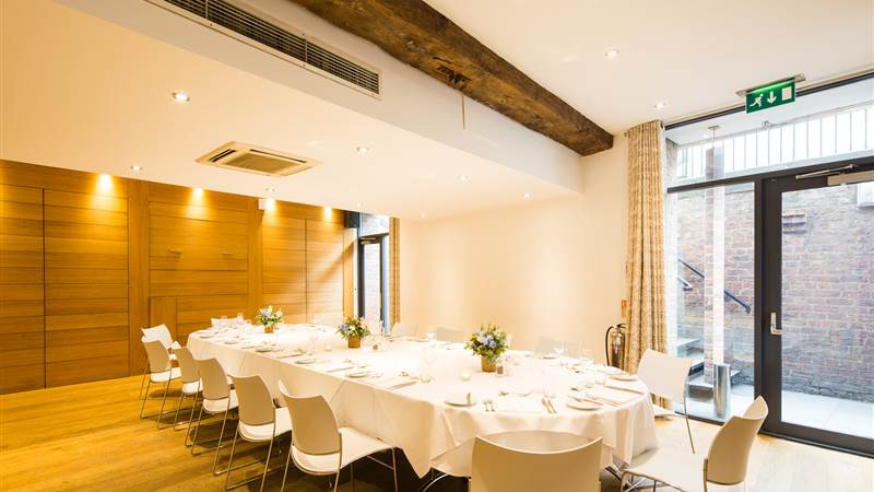 Conference room private dining
