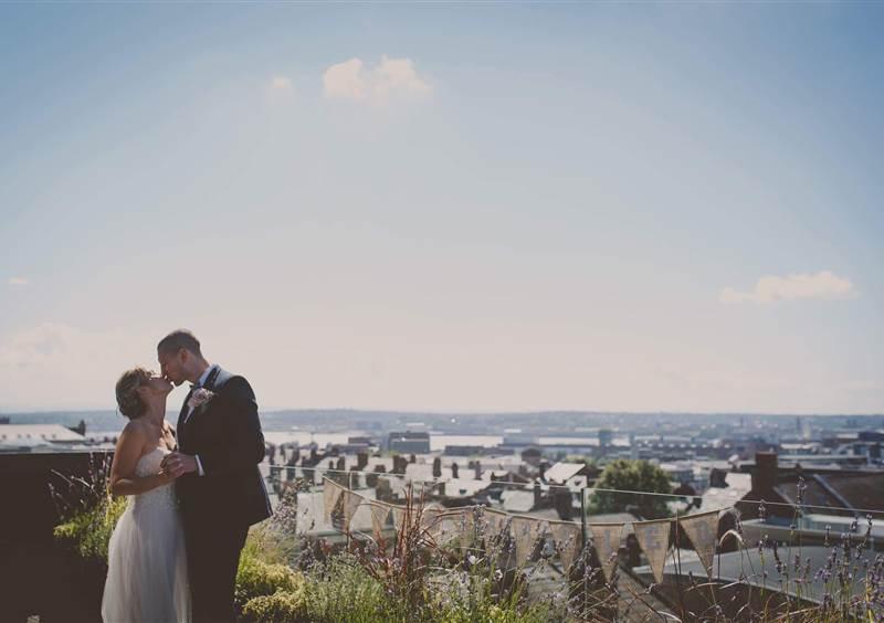rosie and rich wedding