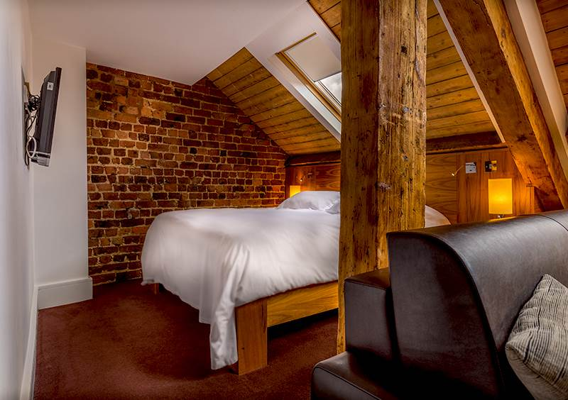 Nice hote room in Liverpool