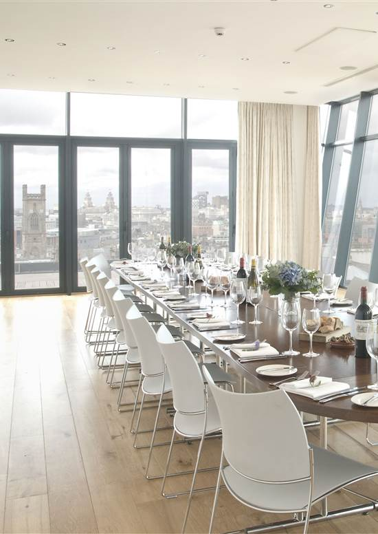 The Fifth private dining
