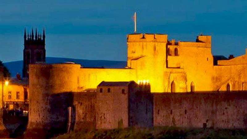 King John Castle