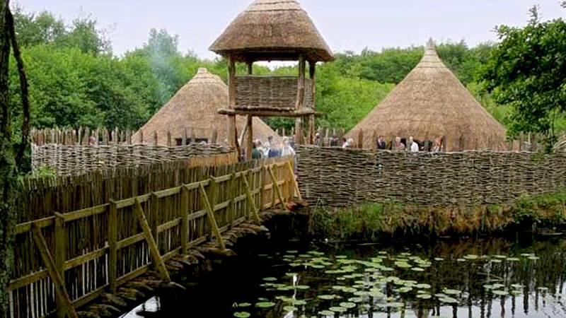 craggaunowen pre historic park