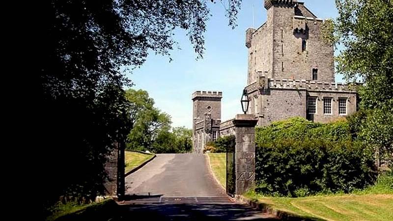 knappogue castle walled garden