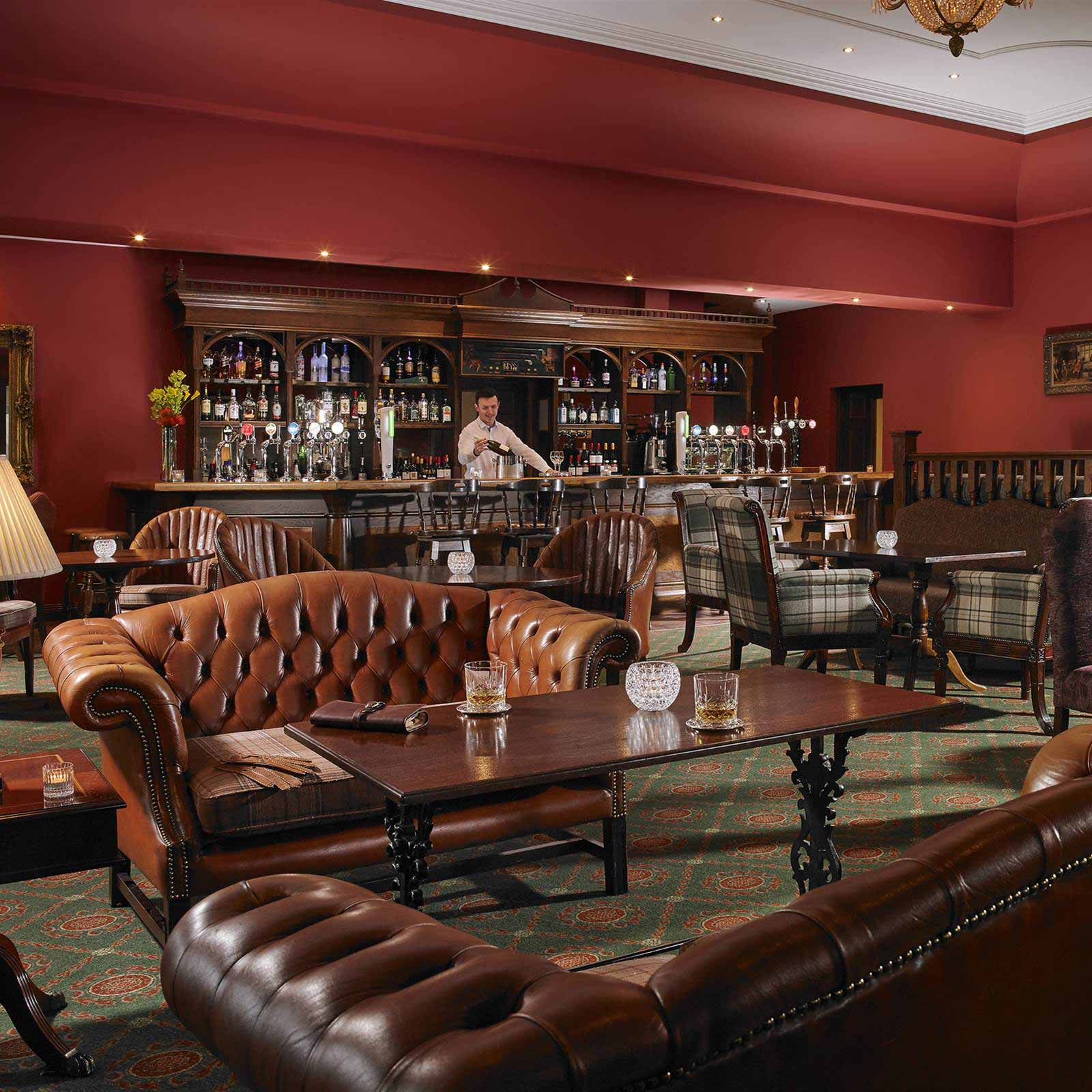 Hotel Woodstock Bar