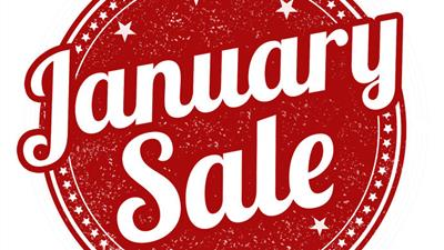 January Midweek SALE
