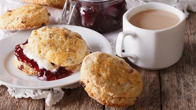 Upgraded Autumn Cream Tea Escape
