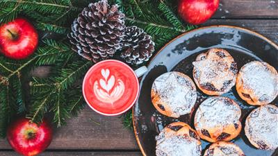 Festive Shopping Escape with FREE Cream Tea!