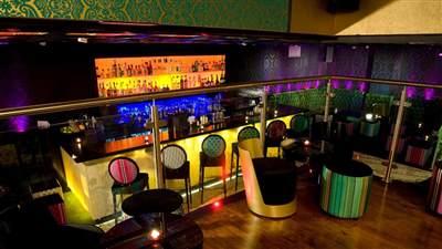 Black Mint Bar