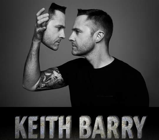 "Keith Barry ""DECEPTION"""