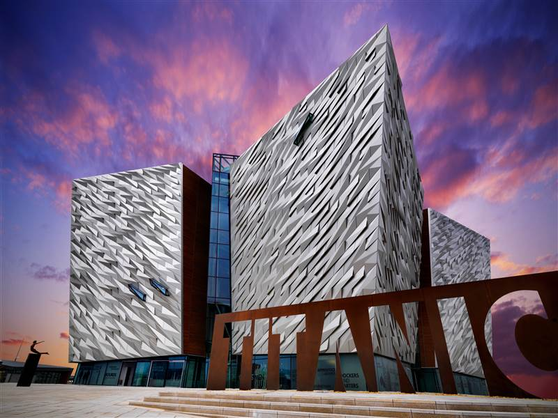 Titanic Belfast Overnight Package