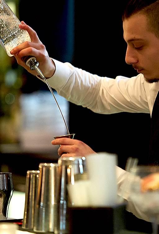 Precision Cocktails