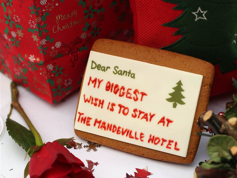 Stay for Christmas at the Mandeville min