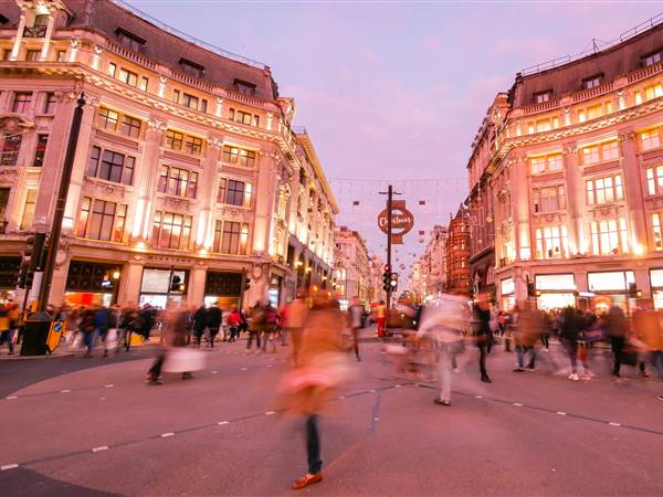 Discover London at Christmas