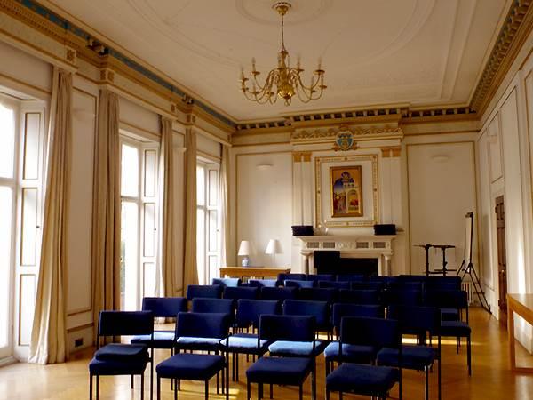 MacLaren Hall Small Meeting