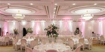 Ballroom Setup