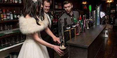 Powerscourt Wedding McGills