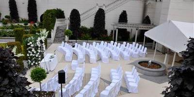 Ceremony in Secret Garden