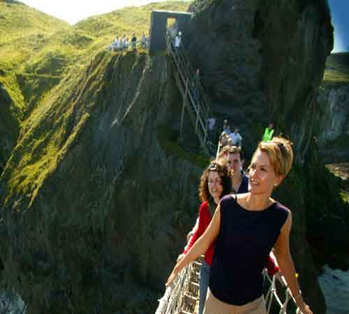 Carrick a rede thumb