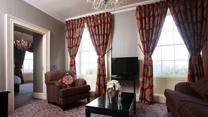luxury Suite - The Rose Room
