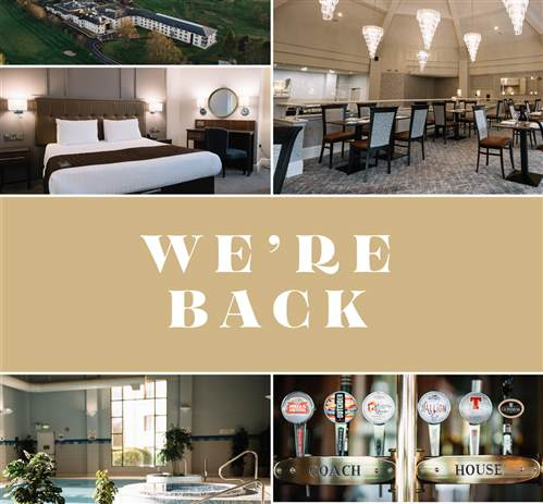 We're back.. and we've been busy!