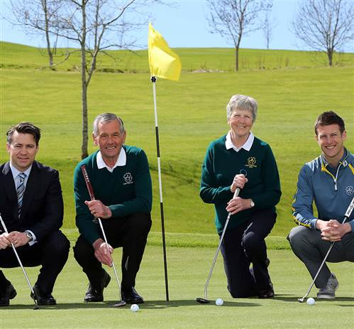 Roe Park on Par for Irish Open Golf Fever