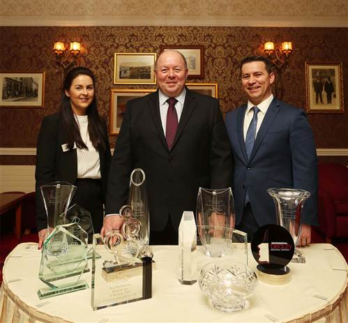 Roe Park Resort named Hotel Spa of the Year!