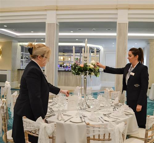 Roe Park Unveils New Wedding Facilities