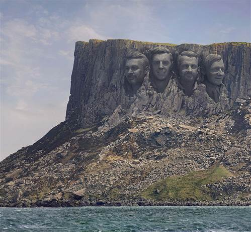 Northern Ireland Tourism unveils tribute to our golfing greats