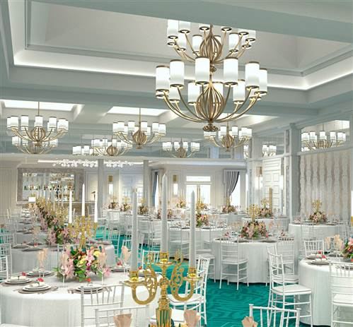 Say I Do to Roe Parks new luxurious refurbishment
