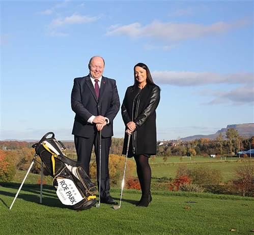 The Open drives business for Roe Park Resort