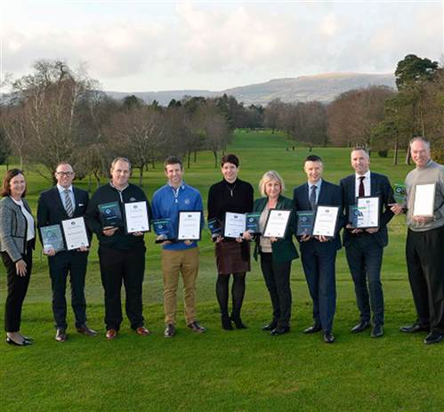 Roe Park Golf Club successfully passes the Quality Assurance Scheme launched by IAGTO
