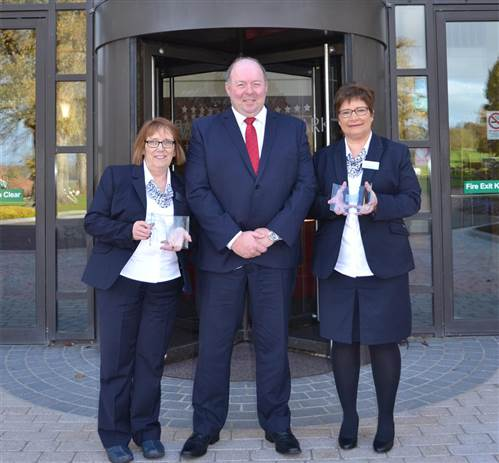 Double Accolades for Roe Park Resort