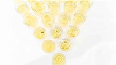 Sparkling Wine Drinks Reception
