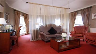 Luxury Suite - Orchid