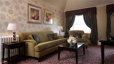 Luxury Suite - Lilac