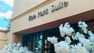 Roe Park Suite Entrance