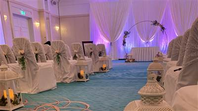 Roe Park Suite - Civil Ceremony