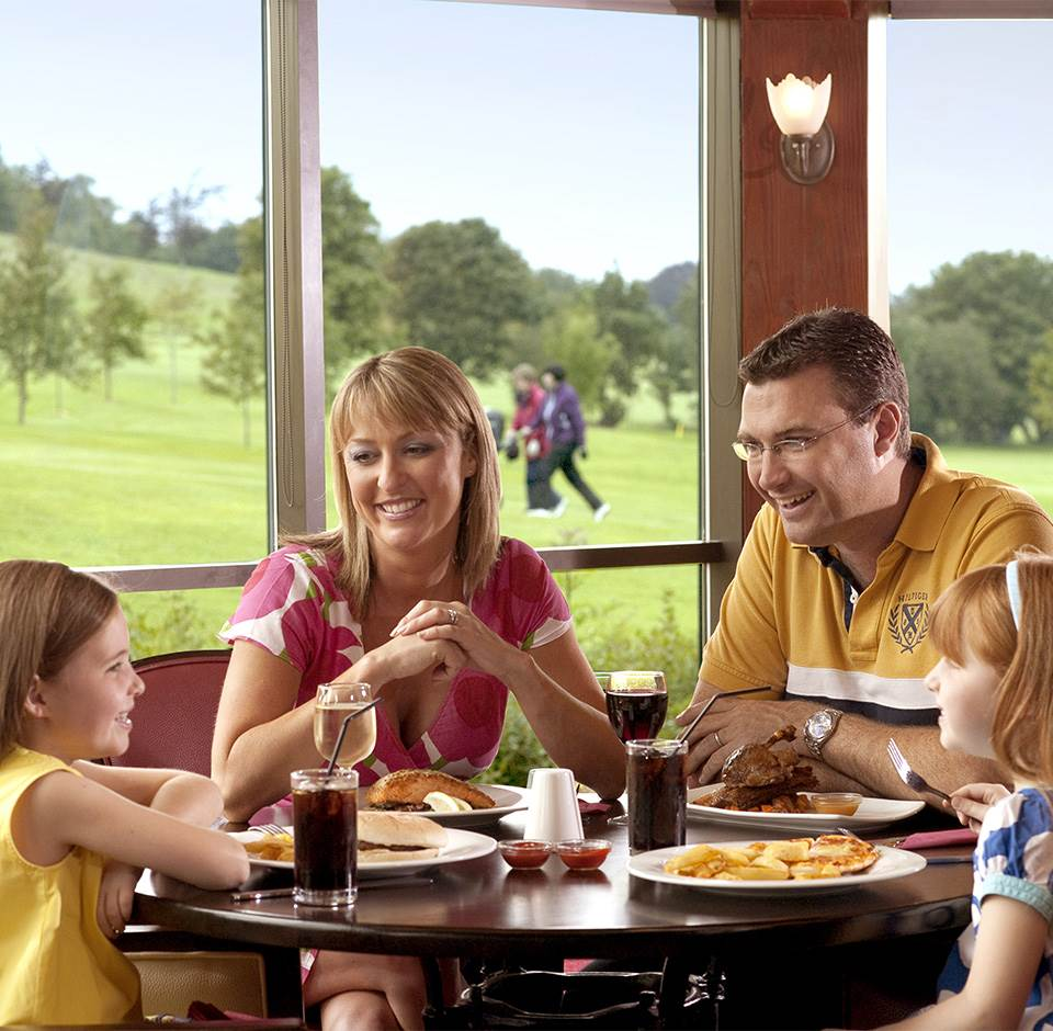 Family Meal web