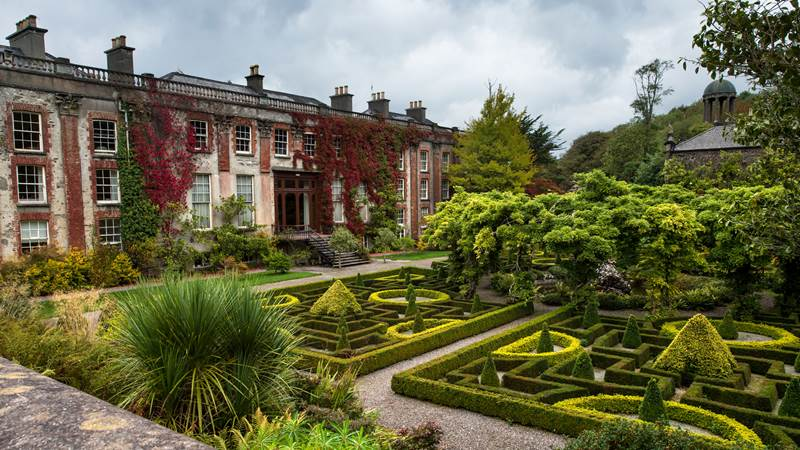 Bantry House and Gardens - Seaview House Hotel