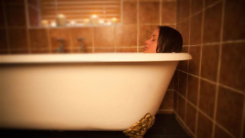 Detox Seaweed Bath - Seaview House Hotel